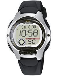 Casio Collection – Reloj Mujer Digital con Correa de Resina – LW-200-1AVEF