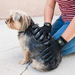 Zoom IMG-2 guanti pelo animali 1 paio