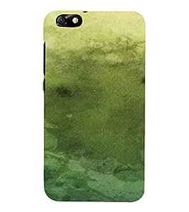 PrintVisa Tribal Skull Gold Design 3D Hard Polycarbonate Designer Back Case Cover for Huawei Honor 4X