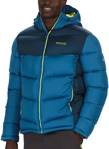 Regatta Mens Nevado Durable Ripstop Water Resistant Down Jacket