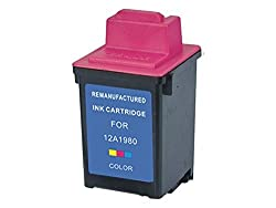 Monoprice MPI Compatible Lexmark 1980 (12A1980) Inkjet- Tri Color