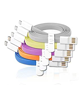 Fonemax DCS4ZZWNAC00L03-I Câble micro USB Orange