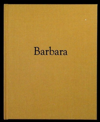 Barbara by Andrea Modica (2004-04-01)