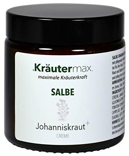 Johanniskraut Salbe 100 ml • Hautbalsam mit Johanniskraut und Latschenkiefernöl • Ohne...