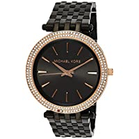Michael Kors Women's Quartz Watch, Analog Display and Stainless Steel Strap (Model: MK3407)