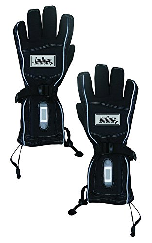 IonGear 5637 Battery Powered Heated Gloves, Large/X-Large