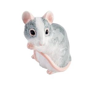 John Beswick The Adorables Grey And White Mouse Jbta7gw