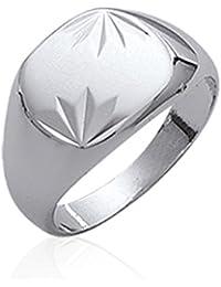 ISADY - Amazing - Ring Unisex Men Women - 925 Sterling Silver
