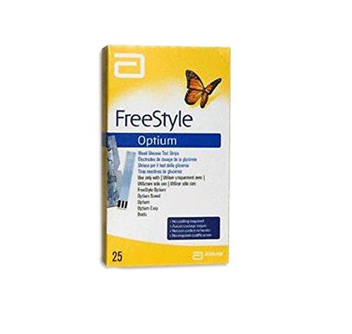 Freestyle Optium 25Str Nocal