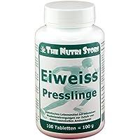 Eiweiss Presslinge 100 Stk. - Nahrungsergänzungsmittel zur Versorgung mit freien essentiellen Aminosäuren preisvergleich bei billige-tabletten.eu