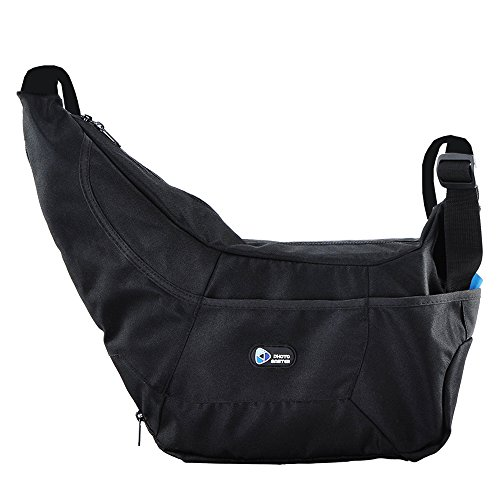 Photo Master DSLR SLR Camera Bag Insert avec sangle