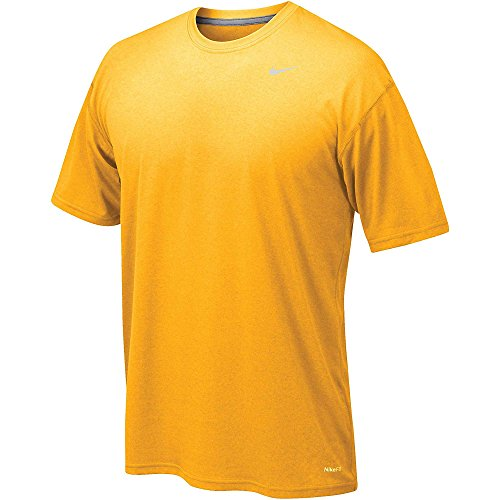 Nike Herren kurzärmliges Shirt Legend Dri-Fit Gold
