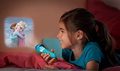 Phiips DISNEY Children's Projector Torch Night Light