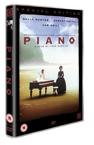 The Piano (Special Edition) [DVD] [1993] by Holly Hunter Hunter Piccolo