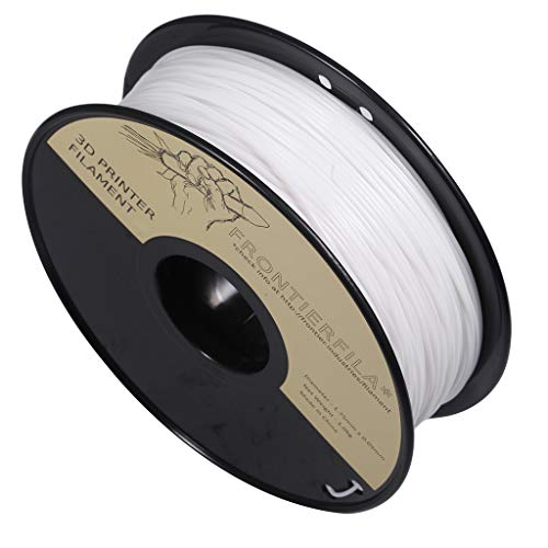 PETG Blanco 1kg 1.75mm - Filamento para impresora 3D - FrontierFila