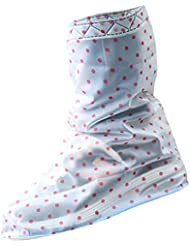 EOZY Wasserdicht Überschuh für Radler Gamaschen Regenschutz Schuhüberzieher Shoes Cover Rutschfest