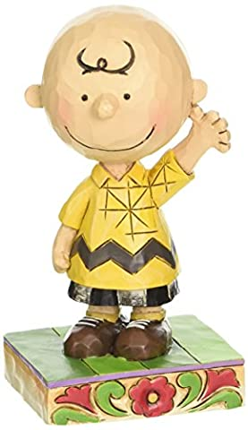 Charlie Brown Peanuts personnalité