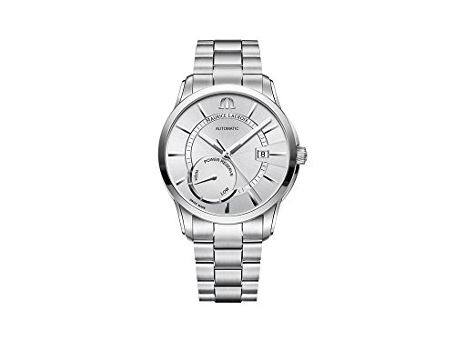 Maurice Lacroix PONTOS POWER RESERVE PT6368-SS002-130-1 Reloj Automático para hombres Clásico & sencillo