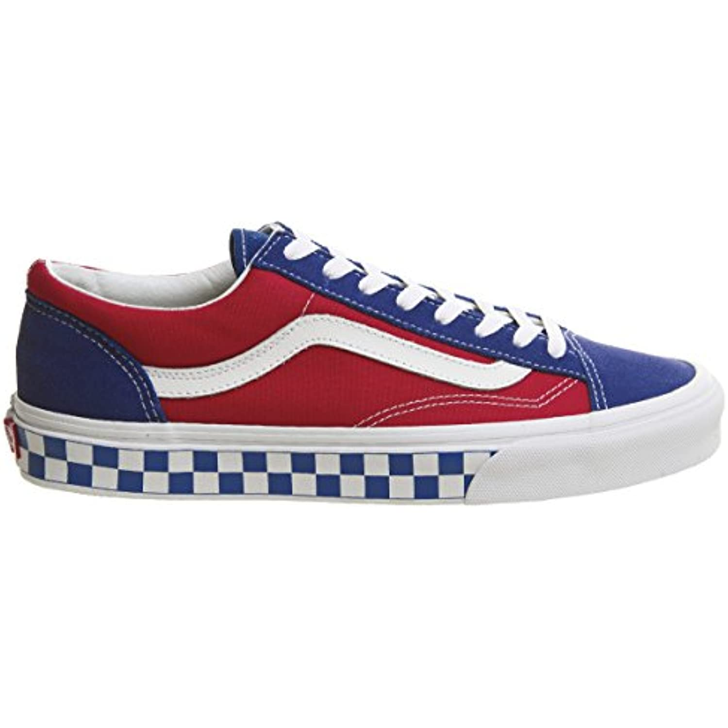 Vans Style 36 -Fall 2018- True Blue/Red -