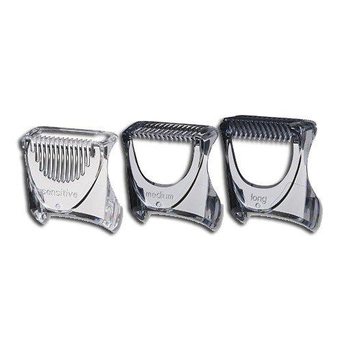 Marrón Body Cruzer kammausätze B55, B50, B35, B30Juego de 3
