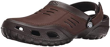 Crocs Yukon Sport Men's Clogs - Brown (Espresso/Espresso), 10 UK (45-46 EU)