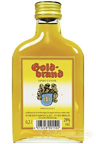 Goldbrand 28% 0,2 Liter