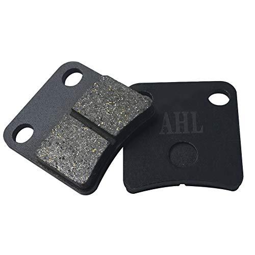 AHL Parcheggio anteriore semi-metallico E sostituzione delle pastiglie dei freni per GL1800 J Goldwing DCT 2018 PB/VFR1200 XDC-DCT Crosstourer 2013-2014