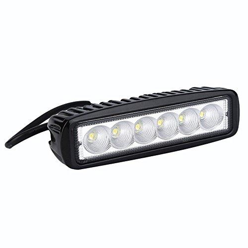 QXXZ Feux De Travail De Jour De Lumière De LED Fog Light Car Styling 2Pcs 18W 12V / 24V 1 Pcs,24V