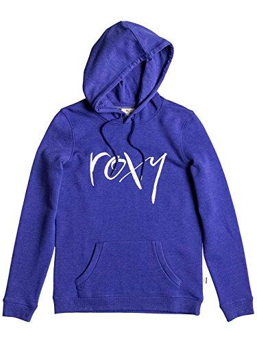Roxy Damen Cruisernightb Sweatshirt, Grau, xs königsblau
