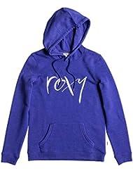 Roxy Damen Cruisernightb Sweatjacke, Grau, xs