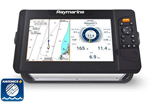 Raymarine Element S Navigationsdisplay, gewünschte Displaygröße:9 Zoll, gewünschte Variante:3 | MFD + NAV+ Small Download Ais Anzeige