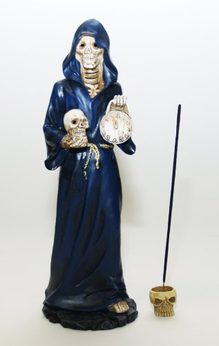 mystic-reaper-holding-skull-timepiece-incense-holder-and-cone-diffuser