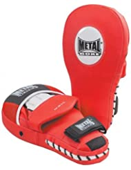 Larga airpulse de metal manoplas de boxeo (la par)
