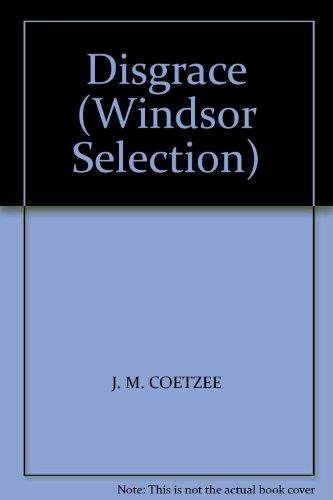 Buchseite und Rezensionen zu 'Disgrace (Windsor Selection)' von J. M. Coetzee