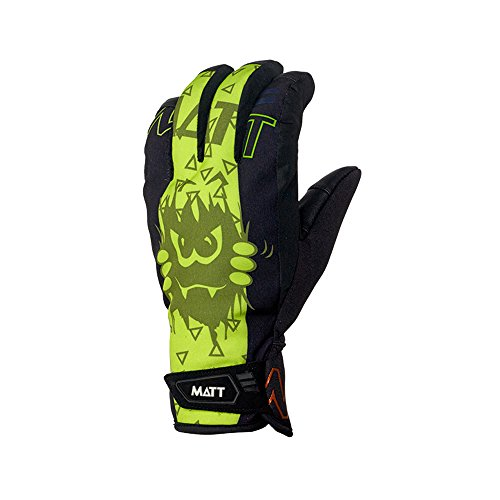 MATT Monster tootex, Handschuhe Herren, Herren, Monster Tootex, grün Preisvergleich