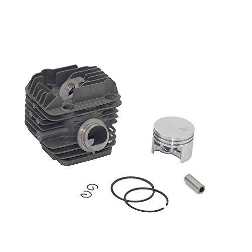SeekPro 40mm Zylinder Kolben Kit für Stihl 020T MS200MS200T Motor Rebuild Ersatzteil # 11290201202