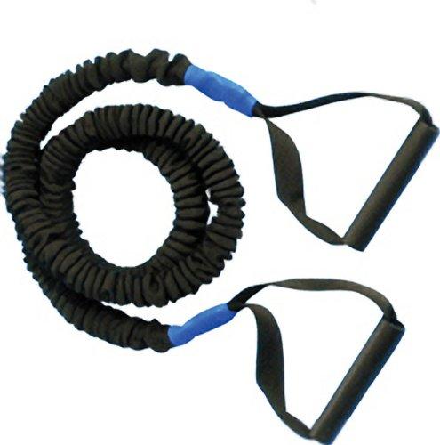 Stroops Slastix Muscle Toner mit Schaumstoff-Griffe, blau, Heavy