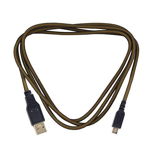 USB Datenkabel für neue 3DS XL Sync Power Ladegerät Ladekabel Kabel für 3DS / 3DSXL / 2DS Vergoldetes Ladekabel - Xl-ladegeräte 3ds