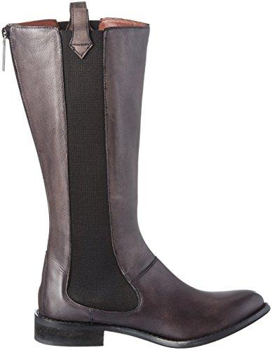 Pepe Jeans Seymour Chelsea Boot, Bottes hautes avec doublure froide femme Noir - Noir (999)