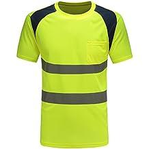 AYKRM Camiseta de Alta Visibilidad.