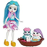 Enchantimals FCG78 Sleepover Night Owl Dolls
