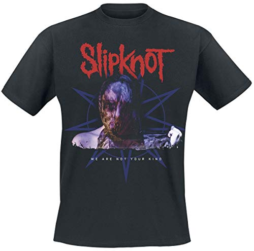 Slipknot We Are Not Your Kind T-Shirt schwarz XL -