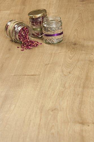 Eiche - Resopal Küchenarbeitsplatten (3m × 600mm × 38mm)