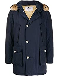 Woolrich Luxury Fashion Uomo WOCPS2880UT0108MLB Blu Giacca Outerwear   Autunno Inverno 19