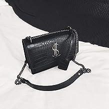 275cb63e6a XIAOXINYUAN Donne Borsa A Tracolla Nuova Moda Corpo A Croce Bag Ladies  Vintage Goffratura Catena Messenger