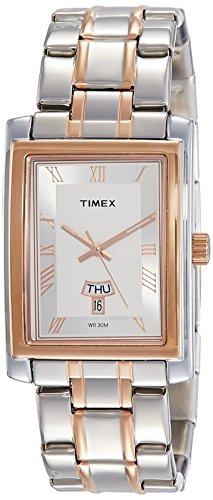 41OaDIZam L - Timex TW000G720 Silver Mens watch
