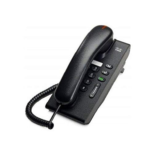 Cisco Unified IP Phone 6901 **New Retail**, CP-6901-C-K9= (**New Retail**) Cisco 6901 Ip Phone