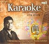 Karaoke Sing Along-AR Rahman,Laxmikant P...