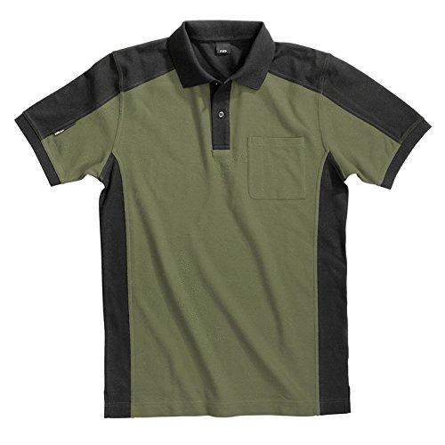 FHB Polo-Shirt KONRAD grün