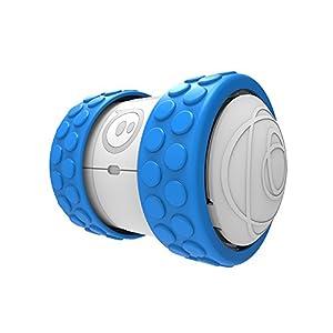 41OaITVX3BL. SS300  - Orbotix Ollie 1B01ROW  - Robot controlado por móvil (Bluetooth, USB, compatible con iOS y Android), blanco y azul